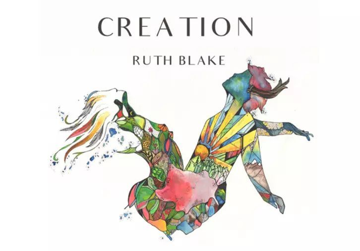 Ruth Blake's 'Creation' CD album cover