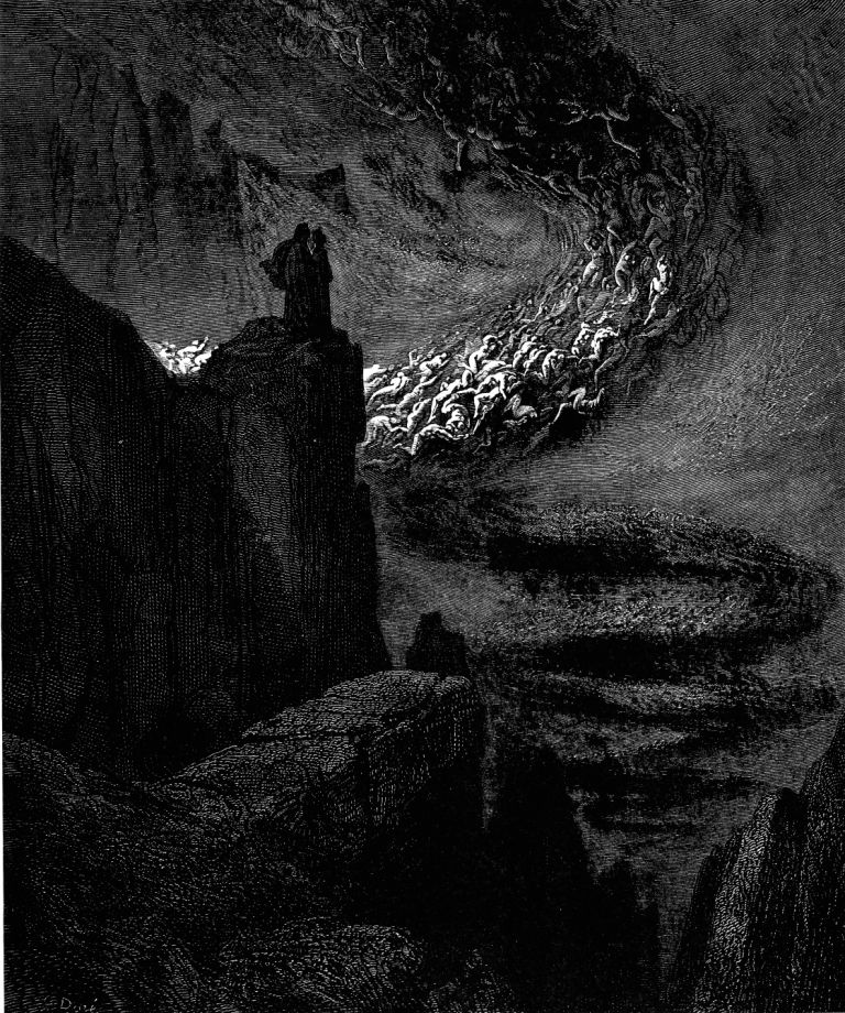 dantes inferno canto v analysis Question for dante's inferno dante's inferno video guide our guide takes you through each level and show you how to get through them with ease (well relatively anyway.