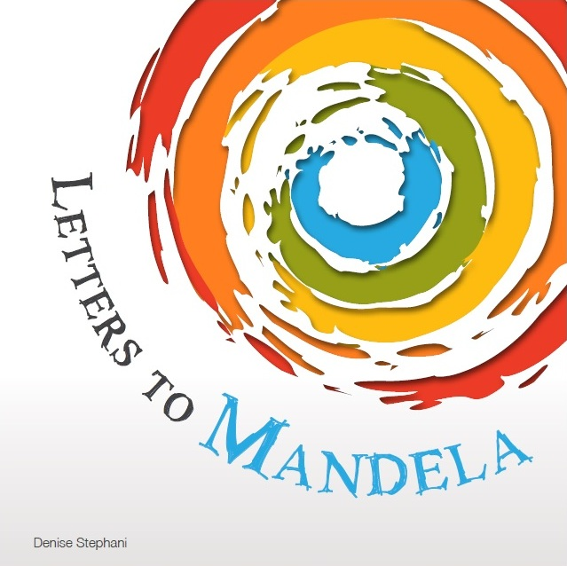 'Letters to Mandela' book front cover