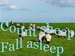 Thumbnail for falling asleep with sheep video