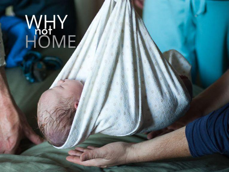 Why Not Home? poster