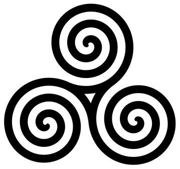 Three Spirals